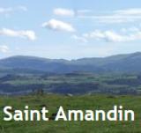 A la découverte du patrimoine de Saint Amandin dans le Haut-Cantal (Cantal)