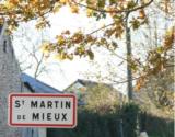 Histoire et patrimoine de Saint Martin de Mieux (Calvados)