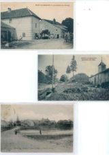 Histoire et patrimoine de Mont sur Monnet (Jura)