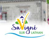 Histoire et patrimoine de Savigné sur Lathan (Indre et Loire)