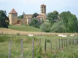 Histoire d'Anzy le Duc (Saône et Loire)