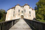 Le château d'Harcourt (Eure)