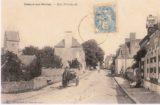 Histoire et patrimoine de Sceaux sur Huisne (Sarthe)