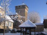 Histoire et patrimoine de Sainte-Croix (Aveyron)