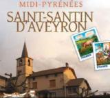 Histoire et patrimoine de Saint Santin (Aveyron)