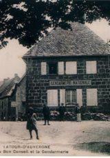 Histoire et patrimoine de La Tour d'Auvergne (Puy de Dôme)