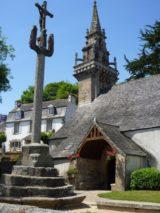 Histoire et patrimoine de Locquénolé (Finistère)
