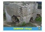 Histoire et patrimoine de Sabran (Gard)