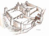 Histoire et patrimoine d'Aubigné sur Layon (Maine-et-Loire)