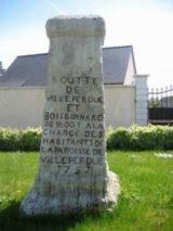 Histoire et patrimoine de Villeperdue (Indre-etLoire)