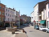 Histoire de Chauffailles (Saône-et-Loire)