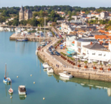 Histoire et patrimoine de Pornic (Loire-Atlantique)