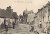 Histoire et patrimoine de Torcé en Vallée (Sarthe)