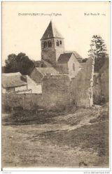 Histoire et patrimoine de Champfleury (Marne)