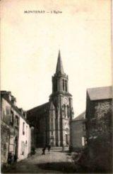 Histoire et patrimoine de Montenay (Mayenne)