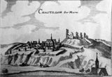 Histoire de Châtillon sur Marne (Marne)