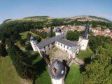 Le château de Saint-Cirgues sur Couze (Puy-de-Dôme)