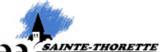 Histoire et patrimoine de Sainte Thorette (Cher)