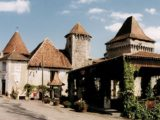 Le château de Varaignes (Dordogne)