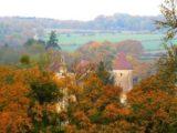 Le château de Bougey (Haute-Saône)