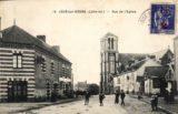 Histoire et patrimoine de Joué sur Erdre (Loire-Atlantique)