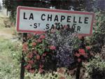 Histoire et patrimoine de La Chapelle Saint Sauveur (Loire-Atlantique)