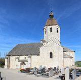 Histoire de Saint Hymetière (Jura)