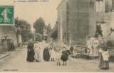 Histoire et patrimoine de Ruaudin (Sarthe)