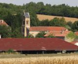 Histoire et patrimoine de Bazoncourt (Moselle)