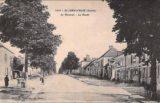 Histoire et patrimoine de Saint Jean d'Assé (Sarthe)