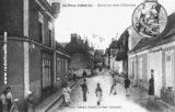Histoire et patrimoine de Saint Mars d'Outillé (Sarthe)