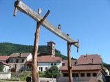 Histoire d'Allarmont (Vosges)