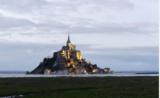 L'abbaye du Mont Saint-Michel (Manche)