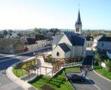 Histoire et patrimoine de Sainte Jamme (Sarthe)