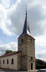 Histoire d'Auzainvilliers (Vosges)