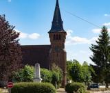 L'église de Manou (Eure-et-Loir)