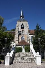 Histoire de Jouy sur Morin (Seine-et-Marne)