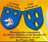 Histoire de Sainte-Hélène Bondeville (Seine-Maritime)