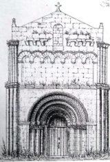 Histoire et patrimoine de Saint Simon de Pellouaille (Charente-Maritime)