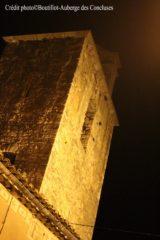 La Tour de Marcuel à Verfeuil (Gard)