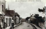 Histoire et patrimoine de La Chapelle Saint Aubin (Sarthe)