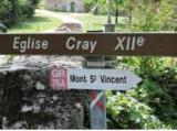 Histoire et patrimoine de Saint-Marcelin de Cray (Saône-et-Loire)