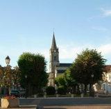 Histoire d'Yzeures sur Creuse (Indre-et-Loire)