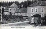Histoire et patrimoine de Dollot (Yonne)
