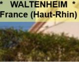 Histoire et patrimoine de Waltenheim (Haut-Rhin)