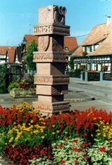Histoire et patrimoine d'Indisheim (Bas-Rhin)