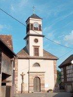 Histoire et patrimoine d'Ichtratzheim (Bas-Rhin)