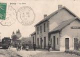 Histoire et patrimoine de Percy en Normandie (Manche)
