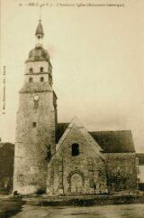 Histoire et patrimoine de Val d'Izé (Ille-et-Vilaine)
